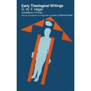 Early Theological Writings by G. W. F. Hegel