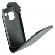 Etui Portefeuille Noir Pour Nokia E5