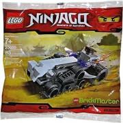 LEGO Ninjago Brickmaster Exclusive Mini Figure Set #20020 Turbo Shredder Bagged