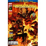 "[ The Heroic Age ] Marvel Heroes N° 4 ( Mai 2011 ) : "" L'éducation Par La Peur "" ( Thor / Avengers / Avengers Academy / World War Hulks : Les Origines Du Hulk Rouge"
