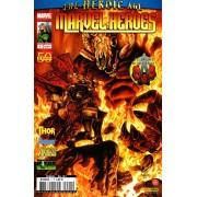 """[ The Heroic Age ] Marvel Heroes N° 4 ( Mai 2011 ) : """" L'éducation Par La Peur """" ( Thor / Avengers / Avengers Academy / World War Hulks : Les Origines Du Hulk Rouge"""
