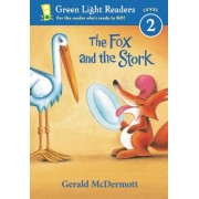 The Fox and the Stork by Gerald McDermott