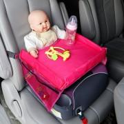 Plateau Manger Jouet Play N Snack Tray Enfants Bebe Siège Auto Voiture Securite