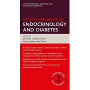 Oxford Handbook of Endocrinology and Diabetes by John Wass