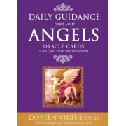 Daily Guidance from Your Angels Oracle Cards: 44 Cards Plus Booklet