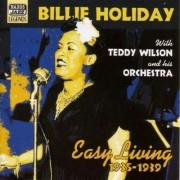 Billie Holiday - Easy Living (0636943254523) (1 CD)