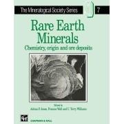 Rare Earth Minerals by Adrian P. Jones