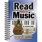 How To Read Music by Alan Charlton