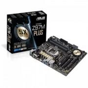 Placa de baza Asus Z97M-PLUS Socket 1150