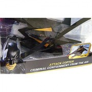Batman Dark Knight Movie Action Figure Attack Copter [Criminal Contaminent From The Air]