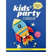 Kids' Party Cakes by Murdoch Books