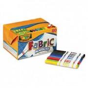 Crayola tessuto marcatori-80/Pkg