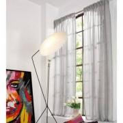 """Vorhang """"Convex"""", 1 Vorhang, 150 x 245 cm - Grau"""