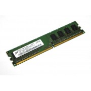 Memorie PC Micron 1GB 800Mhz PC2-6400 DDR2 MT8HTF12864AY