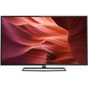 Televizor LED Philips 48PFH5500, smart, Full HD, 200 Hz, 48 inch, DVB-T/C, negru