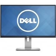 "Monitor IPS LED Dell 25"" U2515H, UltraSharp, HDMI, DisplayPort, 8ms GTG (Negru) + Set curatare Serioux SRXA-CLN150CL, pentru ecrane LCD, 150 ml + Cartela SIM Orange PrePay, 5 euro credit, 8 GB internet 4G"