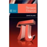 Pension Finance by David Blake