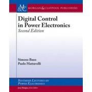Digital Control in Power Electronics by Simone Buso