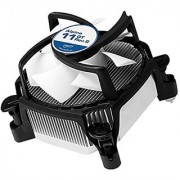 ARCTIC Alpine 11 GT Rev. 2 CPU Cooler - Intel Supports Multiple Sockets 80mm PWM Fan at 22dBA