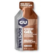 GU Energy Roctane Energy Gel Sea Salt Chocolate 32g 2016 Energiegels & Smoothies