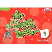 The English Ladder Level 1 Story Cards (Pack of 66) by Susan House
