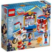 Giocattolo lego super hero girl 41235