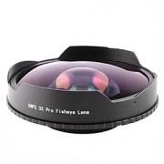58mm 0.3x gånger 180 ultravidvinkel fisheye-objektiv DV-kamera för Canon VIXIA hf s20 HF S21 hf s200 XF100 XF105