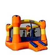 """Blast Zone UK-PLAYPALACE """"Play Palace"""" Inflatable Bounce House"""
