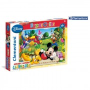 Clementoni puzzle mickey mouse club house 60 pezzi
