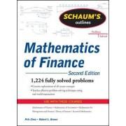 Schaum's Outline of Mathematics of Finance by Robert Brown