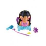 Fisher Price Tête à coiffer Dora l'Exploratrice