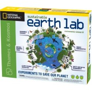 Thames & kosmos Alternative Energy and Environmental Science Sustainable Earth Lab, Multi Color