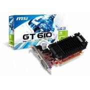 MSI GeForce GT 610 (N610-2GD3H/LP)