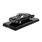 "TrueScale Miniatures TSM144323 1:43 Scale ""1967 Chevrolet Impala SS 2 Door Coupe Black"" Model Car"