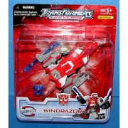 Windrazor Transformers Universe Robots in Disguise p/n 6479640500 2005 Edition Vehicle to Robot