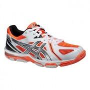 Asics Gel-Volley Elite 3 W weiß / Orange UK 7 US 9 EU 40,5