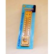 Термометър стаен дървен