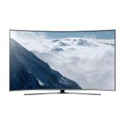 """Samsung 88KS9802 4К CURVED SUHD TV, 88"""" SMART, 2700 PQI, QuadCore, DVB-TCS2X2(T2 Ready)//TCS2X2, Wireless, Network, PIP, 4xHDMI, 3xUSB, Dark Titan"""