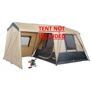 Oztrail Fast Frame Front Wall 300
