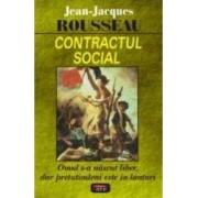 Contractul social - Jean-Jaques Rousseau