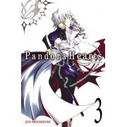 Pandora Hearts: v. 3 by Jun Mochizuki
