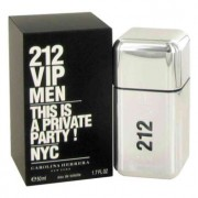 Carolina Herrera 212 VIP Eau De Toilette Spray 1.7 oz / 50.28 mL Men's Fragrance 490509