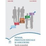 Pensii Prestatii Sociale Si Asigurari - Stefan Ene Sorin Enache