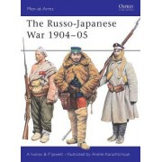 Armies of the Russo-Japanese War 1904-05 by Philip S. Jowett