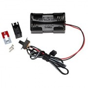 Traxxas 3170X 4-Cell Battery Holder with On-Off Switch