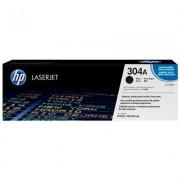 HP 304A svart original LaserJet tonerkassett