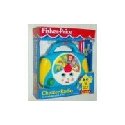 Chatter Radio by Fisher Price (For Ages 1 yr. & up)