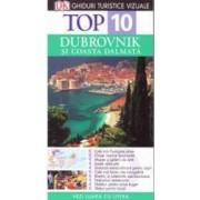 Top 10 - Dubrovnik si Coasta Dalmata ed.2 - Ghiduri turistice vizuale