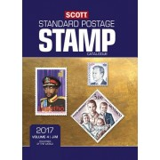 Scott 2017 Standard Postage Stamp Catalogue, Volume 4: J-M: Countries of the World J-M