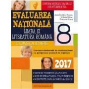 2017 Evaluare nationala. Romana - Clasa a 8-a - Consolidare Ed.2 - Anca Davidoiu-Roman